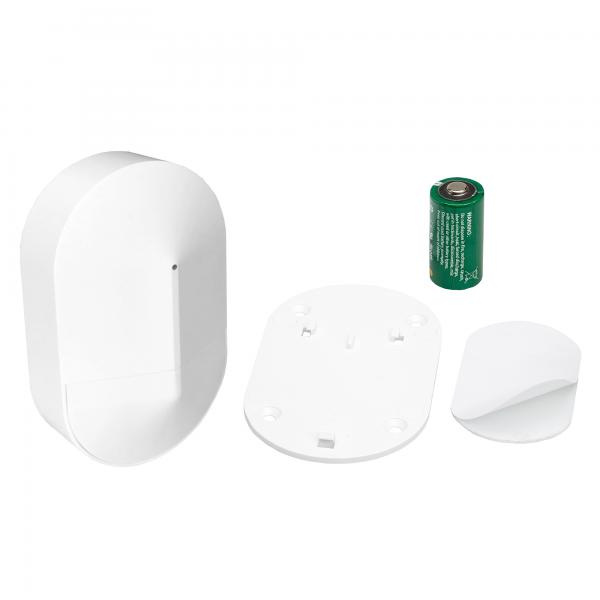 Safe2Home® Bewegungsmelder Tierimmun für Funk Alarmanlage Safe2Home SP310 - GSM WIFI Alarmsytem