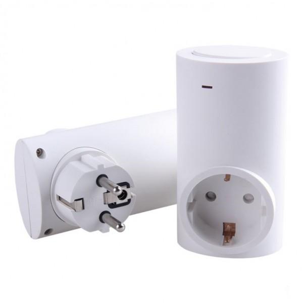 Safe2Home® Funk Steckdose / Smart Steckdose für Serie SP210 / SA100 - z.B. Licht bei Alarm