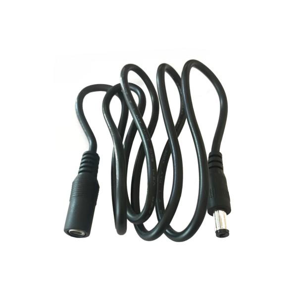 Safe2Home® Verlängerungskabel für das Netzteil der Funk oder POE Kamera Kabel Verlängerung für das K