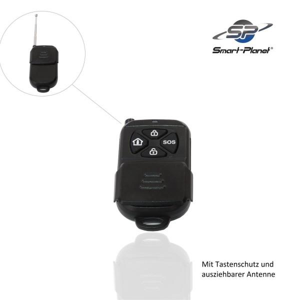 Safe2Home® Fernbedienung für Funk Alarmanlage Serie Safe2Home® für Serie SP110 / SP210 / SA100