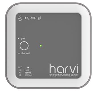 harvi - kabelloser Sensor für Energie-Monitoring